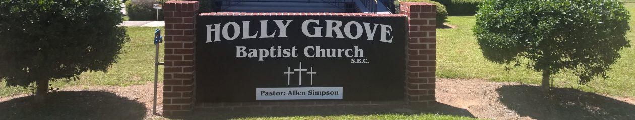 Holly Grove Baptist Church