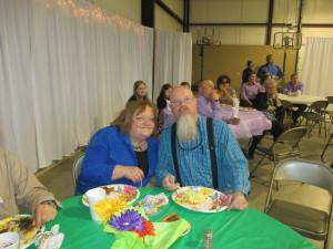 Eric and Sylvia Clayton